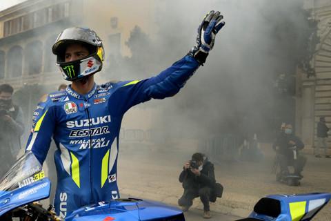 JOAN MIR, CAMPEÓN DEL MUNDO DE MOTO GP 2020